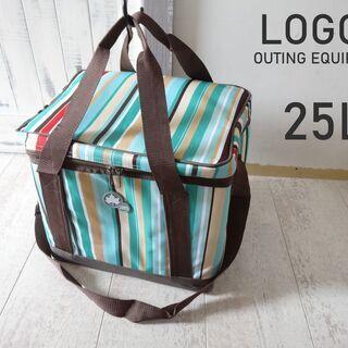 USED美品【LOGOS】保冷バッグ(25L) クーラーバッグ ...