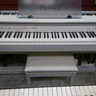 電子ピアノ CASIO カシオ PX-750WE 2012…