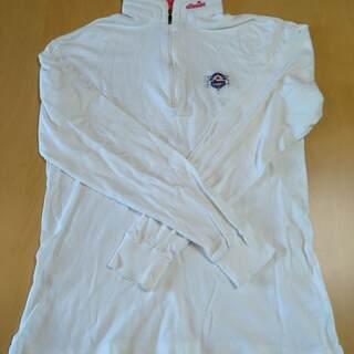 【値下げ】【ellesse】レディーススキーシャツ L と…