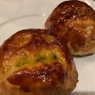 旬の食材でご自宅フレンチ ~デリとスイーツ、2種類のかぼちゃパイ~