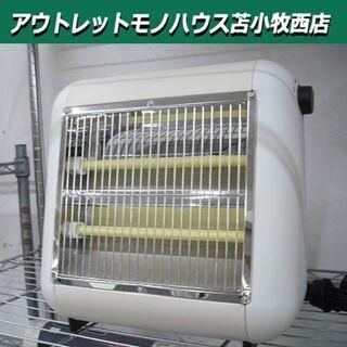 電気ストーブ 2015年製 XHS-Y010-C ベージュ 苫小牧西店