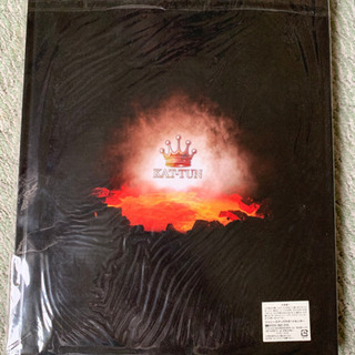KAT-TUN パンフレット 写真集