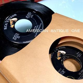 USA ビンテージ【ワーナー・ブラザース・レコード、RCA・レコ...