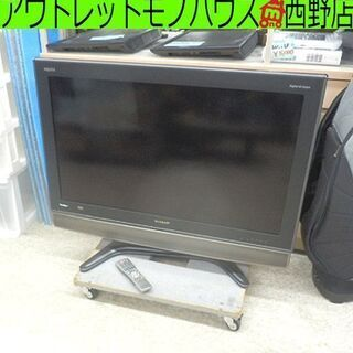 ▶液晶テレビ 37インチ 2007年製 シャープ アクオス HD...