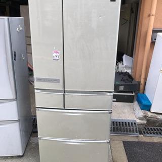🉐🉐冷蔵庫 sharp.  601L