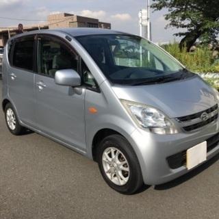 コミコミ145000円 ムーヴ  車検満タン  ナビ   電格ミラー