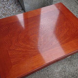 大きめの座卓です。