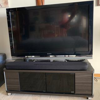 ソニーBRAVIA・液晶テレビ40型テレビ台付き