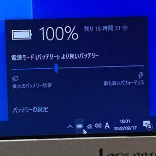 長持ちバッテリー大容量SSDサクサク Panasonic レッツノート CF-SX3 Corei5/8G/SSD480G MicorosoftOffice付き - 売ります・あげます