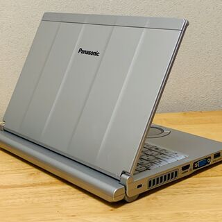 長持ちバッテリー大容量SSDサクサク Panasonic レッツノート CF-SX3 Corei5/8G/SSD480G MicorosoftOffice付き − 大阪府
