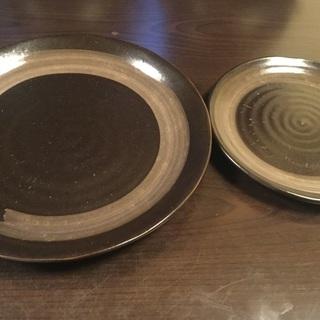お皿大小セット 中古品です