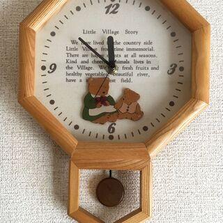 壁掛け時計、子供部屋