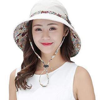レディース 帽子 ハット 日よけ 紫外線対策 お出かけ 送料込み UVカット専用 42の画像