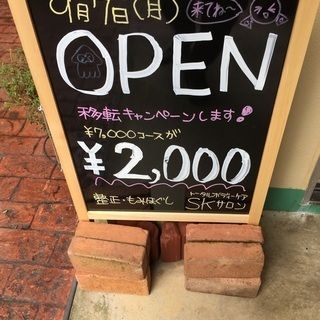 SKサロン 沖縄で検索!しかも今なら!