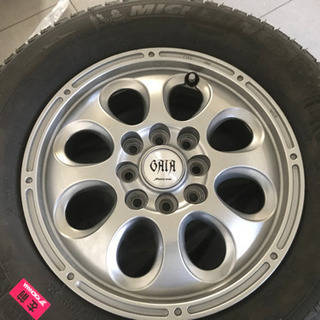 値下185/70/R14 スタッドレスタイヤ アルミ付4本セット