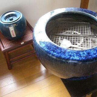 火鉢セット