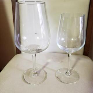 ワイングラス(赤用、白用)