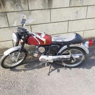 バイク ヤマハ YB50?YB-1?