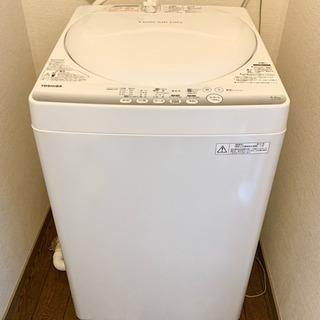 洗濯機 TOSHIBA 4.2kg
