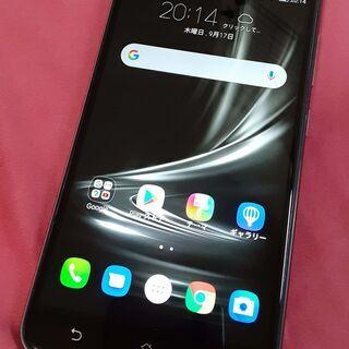 SIMフリースマホ ASUS Zenfone 3 ブラック (Z...