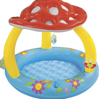 キノコのプール