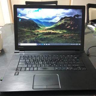 東芝 DynaBook B65/W 第五世代Core-i5 RA...