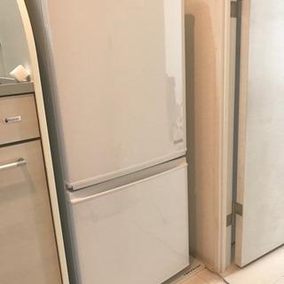【9月中、10月上旬引き取り希望】⭐︎美品⭐︎SHARP冷蔵庫137L