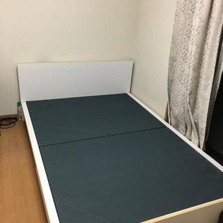 ベッド ダブルベット