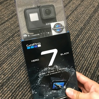 【美品】GoPro HERO7 BLACK(保証残30ヶ月・おま...