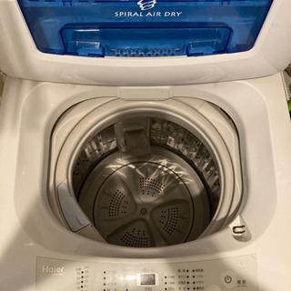 洗濯機 Haier