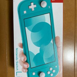 Nintendo Switch Lite ターコイズ 新品 未開封品
