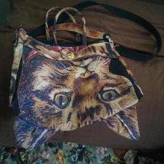 猫型バッグ未使用