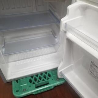 2ドア冷蔵庫 86リットル − 山口県