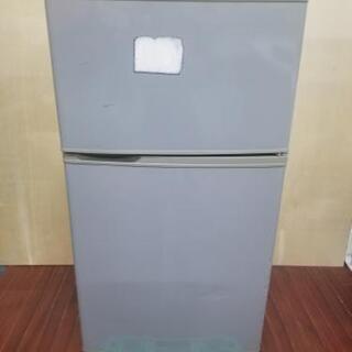 2ドア冷蔵庫 86リットル