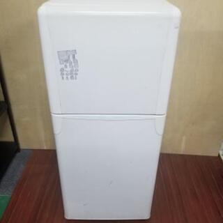 120リットル 2ドア冷蔵庫