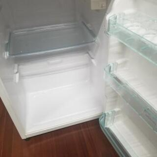 120リットル 2ドア冷蔵庫 − 山口県