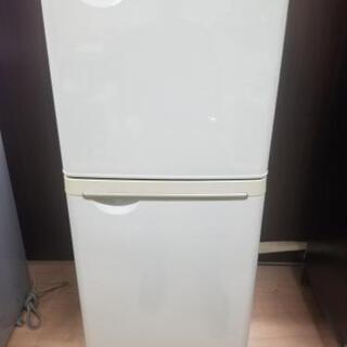 137リットル 冷蔵庫の画像