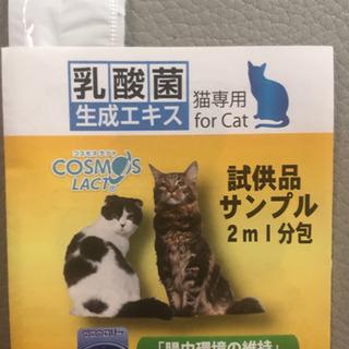 猫専用のコスモスラクト乳酸菌生成エキス
