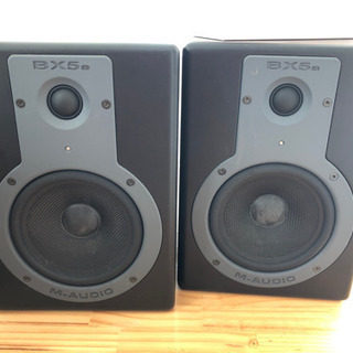 M-AUDIO スピーカー Bx5a(2つ) ※値下げ中