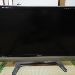 シャープAQUOS 37型テレビ