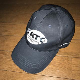 KATO製作所の純正キャップ フリーサイズ