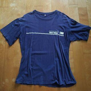 超激レア 野沢温泉 スキーイベントのスタッフ用 レトロ Tシャツ