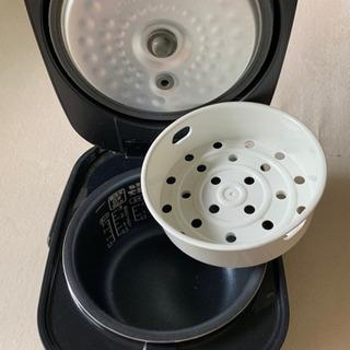 ジャー炊飯器   3合炊き