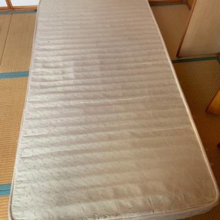 シングルサイズ ベッドマット