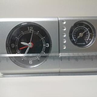 温度計付置時計 − 京都府
