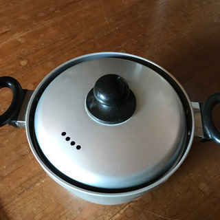 炊飯できるお鍋