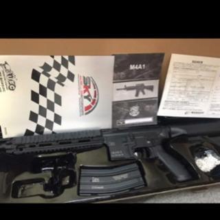 電動ガン HK416