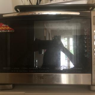 オーブン機能付きレンジ 電子レンジ