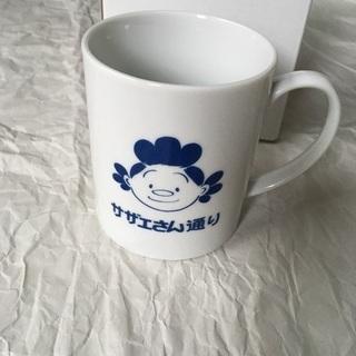 サザエさんマグカップ