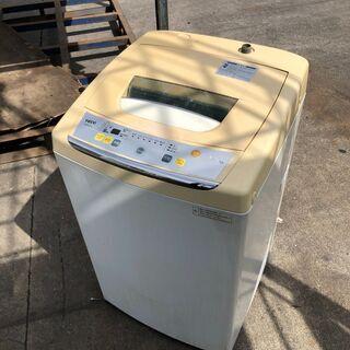 【引き取り限定】洗濯機 TECO 4.5kg